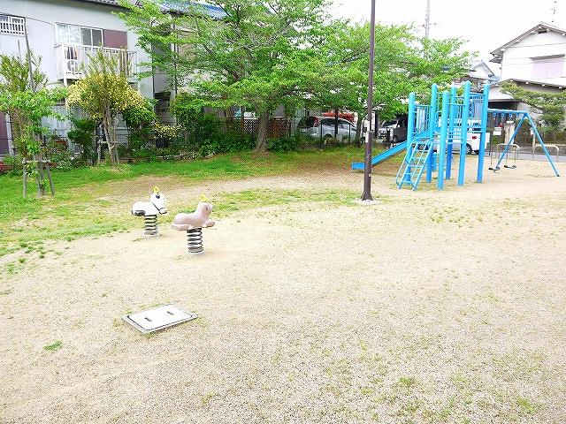 神殿町第6号街区公園の画像