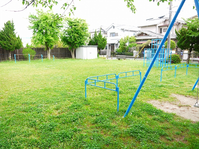 北永井町街区公園の画像
