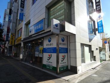 セブン銀行 新生銀行 津田沼フィナンシャルセンター 共同出張所の画像2