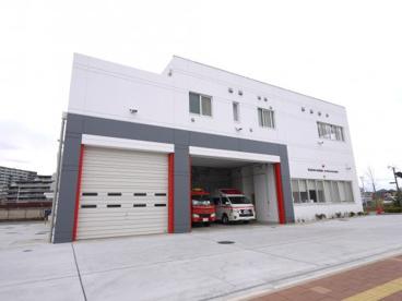 習志野市中央消防署谷津奏の杜出張所の画像1