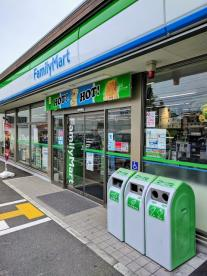 ファミリーマート 高知中水道店の画像1
