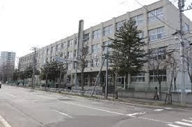 札幌市立八条中学校の画像1