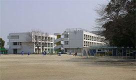 野田市立木間ケ瀬中学校の画像1