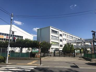 茅ヶ崎市立鶴が台中学校の画像1