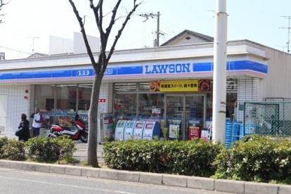 ローソン 長田七番町店の画像1