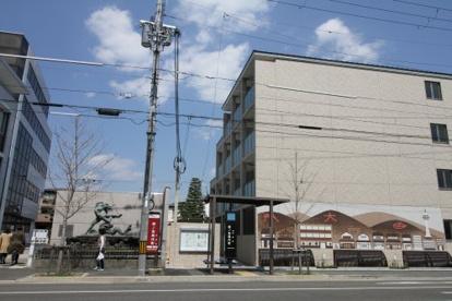 京都バス 西ノ京馬代町の画像1