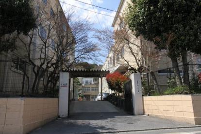 双ヶ岡中学校の画像1