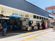小田急線 鵠沼海岸駅
