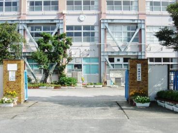 福岡市立田隈中学校の画像1