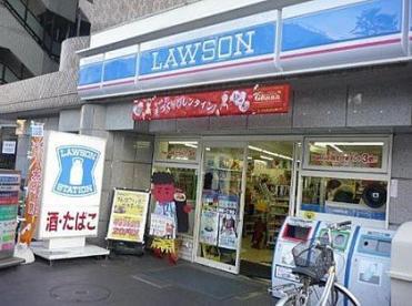 ローソン 北新宿一丁目店の画像1