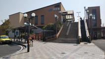 JR西日本 中庄駅