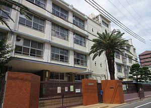 大阪市立茨田西小学校の画像1
