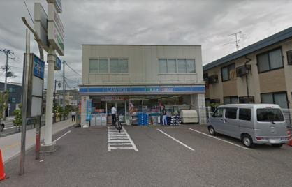 ローソン 新潟沼垂西店の画像1