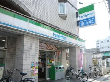 ファミリーマート稲田堤駅前店の画像1