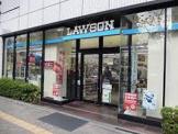 ローソン 東新宿明治通店