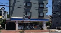 ローソン稲城大丸店