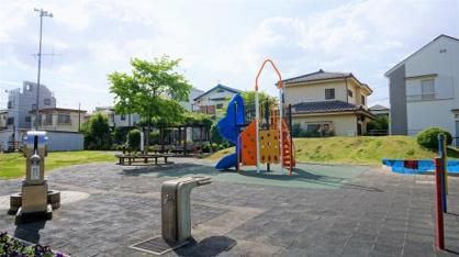 ふじみ野市/杉並クローバー公園の画像3