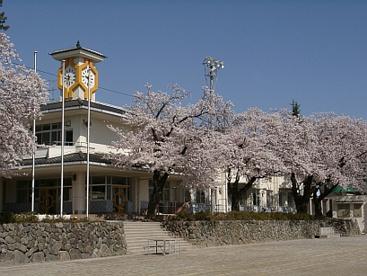 櫛形西小学校の画像1