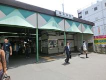 JR南武線 稲田堤駅