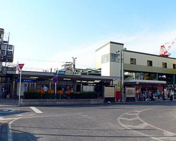 小田急線 向ヶ丘遊園駅 南口の画像1