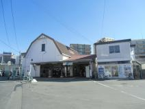 小田急線 向ヶ丘遊園駅 北口