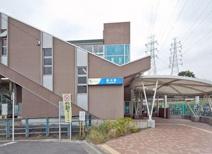 小田急線 黒川駅