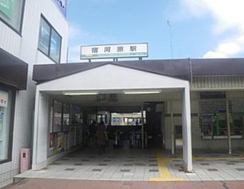 JR南武線 宿河原駅の画像1