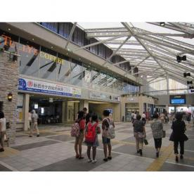 JR小田急線 新百合ヶ丘の画像1
