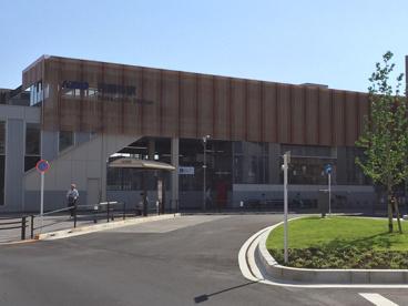 京王線 西調布駅の画像1