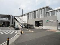 JR南武線・小田急線 登戸駅