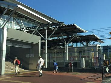 京王線 飛田給駅の画像1
