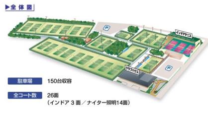京王テニスクラブの画像1