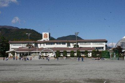 南アルプス市立櫛形北小学校の画像1