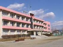 南アルプス市立白根巨摩中学校