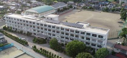 富士川町立増穂中学校の画像1