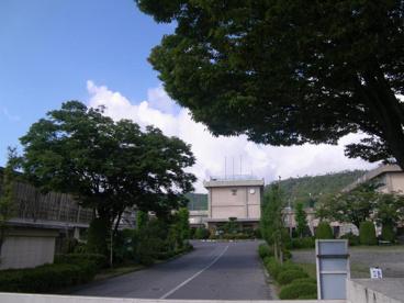 山梨県立増穂商業高校の画像1