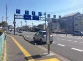 比島バス停