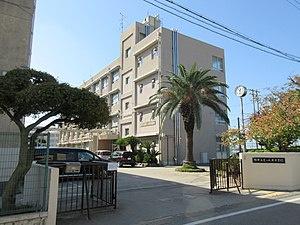 堺市立泉ケ丘東中学校の画像1