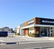 マクドナルド 4号線古河店