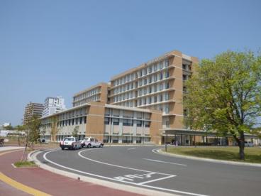 国立病院機構九州がんセンター(独立行政法人)の画像1