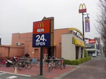 マクドナルド上津バイパス店