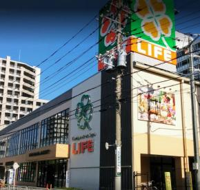 ライフ 東砂店の画像1