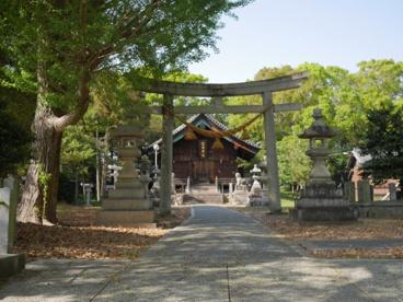 金石神社の画像1