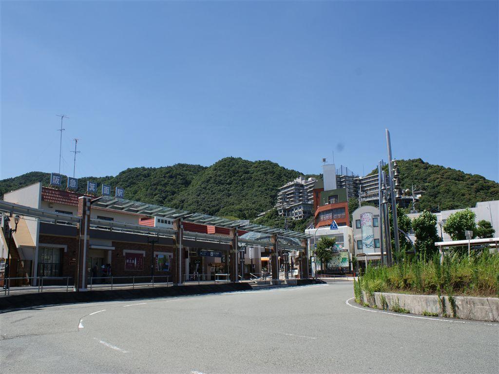 阪急箕面線 箕面駅の画像
