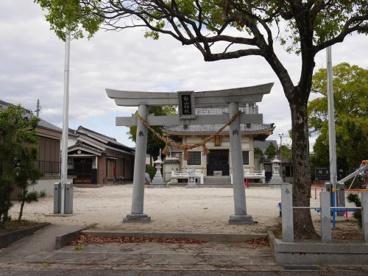 白山神社の画像1