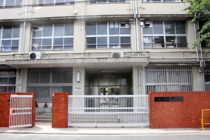 大阪市立南田辺小学校の画像1