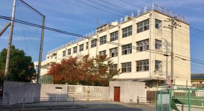 大阪市立瓜破西小学校の画像1