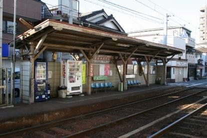 阪堺電軌上町線 帝塚山四丁目駅の画像1