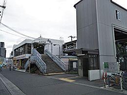 JR阪和線 杉本町駅の画像1
