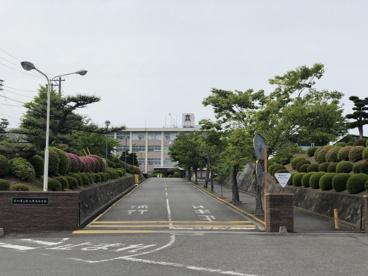 西尾東高校の画像1